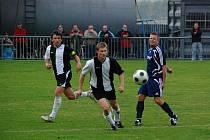 Fotbal I. A třída: U. Janovice - Kouřim 0:2, sobota 10. října 2009
