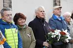 Z odpoledního setkání u příležitosti 30. výročí sametové revoluce v Čáslavi