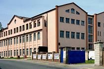Budova Státního okresního archivu v Kutné Hoře.