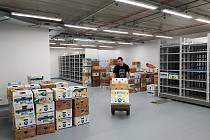 České muzeum stříbra v Kutné Hoře má nový depozitář. Přestěhovat se muselo 35 tisíc knih.