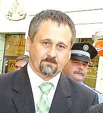 Zástupce velitele Městské policie Kutná Hora Václav Mareček