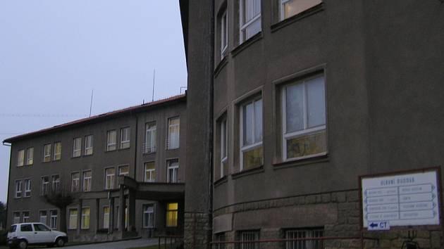 Kutnohorská nemocnice.