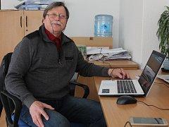 Online rozhovor navštívil Zdeněk Dobřický