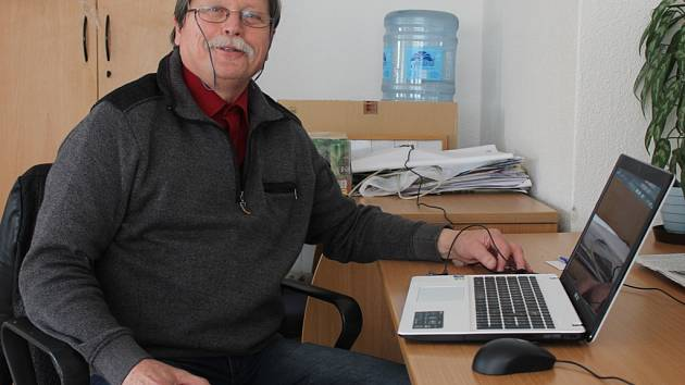 Online rozhovor se Zdeňkem Dobřickým