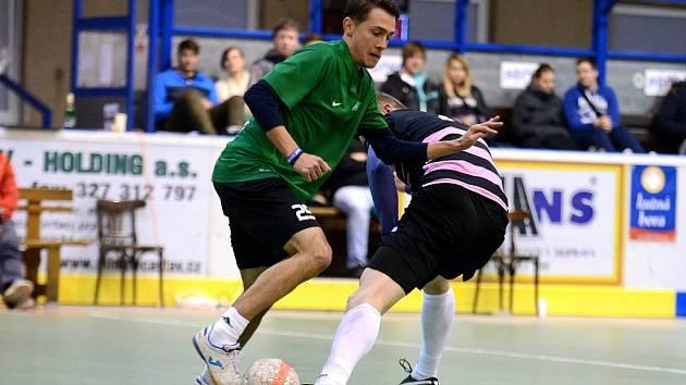 Finále kutnohorské Club Deportivo futsalové ligy 2014/2015.