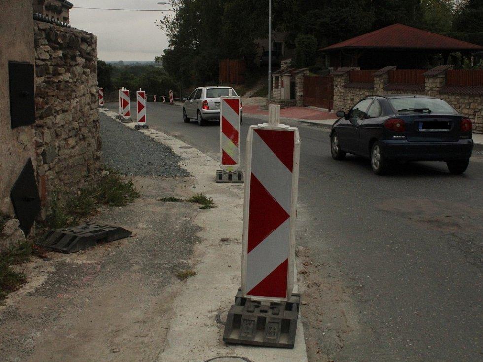 Kremnická ulice v Kutné Hoře