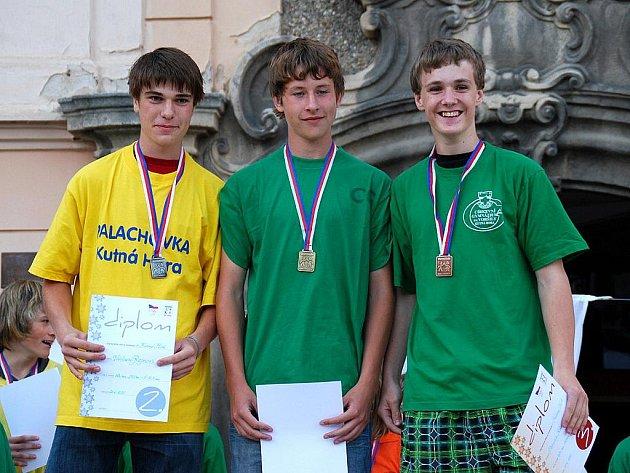 4. den Městských her - ceremoniál, 22. června 2010.