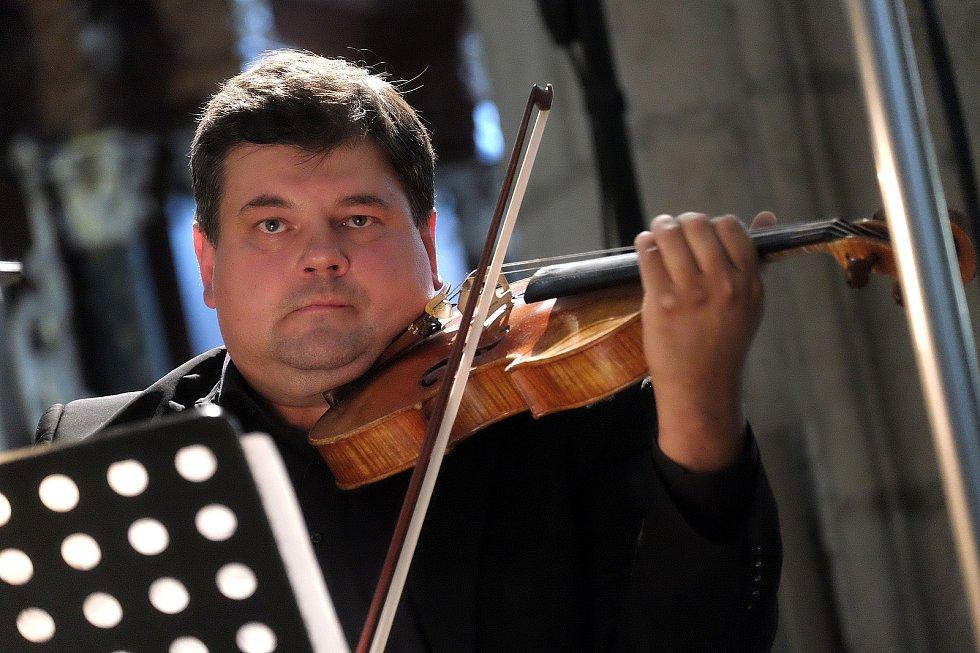Mezinárodní hudební festival Kutná Hora: Karel Untermüller.