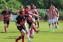 Čáslav v derby deklasovala kutnohorskou Spartu