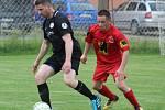 Letní liga Pivovaru Kutná Hora: TJ Sokol Červené Janovice - SK Malešov 7:3 (3:1).