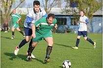 Okresní fotbal o víkendu 5. - 6. dubna 2014.