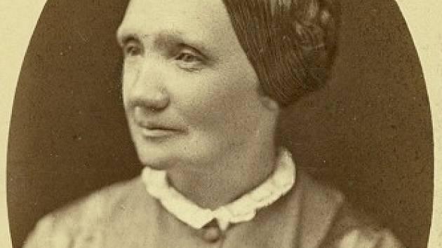 Anna Rajská, matka Tylových dětí.