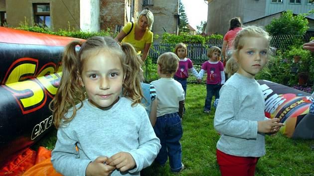 Součástí Muzejní noci bylo v Čáslavi i  sčítání dvojčat