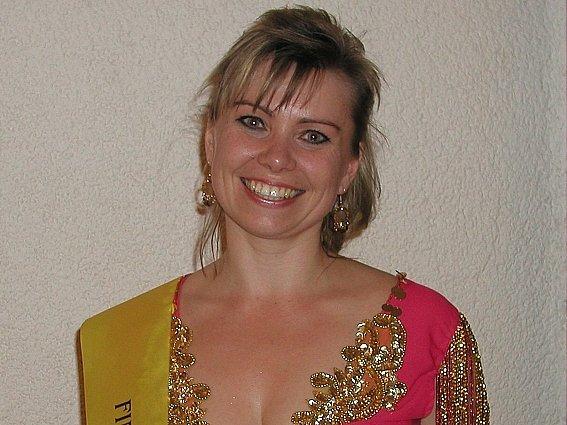 Marie Stránská.