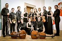 Z vystoupení studentů Akademie komorní hudby na Kutnohorsku, Kolínsku a Mělnicku.