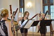 Zahajovací koncert Letní fagotové a hobojové akademie