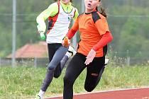 Přípravky SKP Olympia Kutná Hora se zúčastnily závodů ve Zruči nad Sázavou. Foto:Tomáš Kaprálek