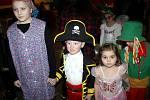 Děti řádily na karnevale v Potěhách.