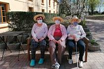 Klienti Alzheimercentra Filipov.