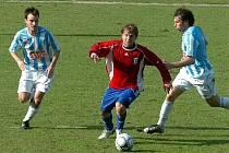 Fotbal Čáslav - Vítkovice, 28. 3. 2010