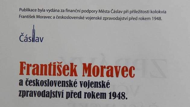Z publikace věnované generálu Františku Moravcovi.