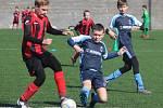 Česká fotbalová liga mladších žáků U12: FK Čáslav - MFK Chrudim 2:6.