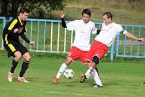 Fotbalová IV. třída, skupina B: TJ Sokol Malín B - SK Malešov B 6:4 (3:2).
