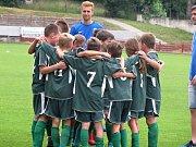 Fotbalový okresní přebor mladších žáků: Sparta Kutná Hora B - FK Čáslav D 1:3 (1:2).