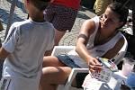 Den s Deníkem na Žižkově náměstí v Čáslavi