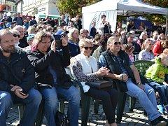 Kutná Hora žije Svatováclavskými slavnostmi