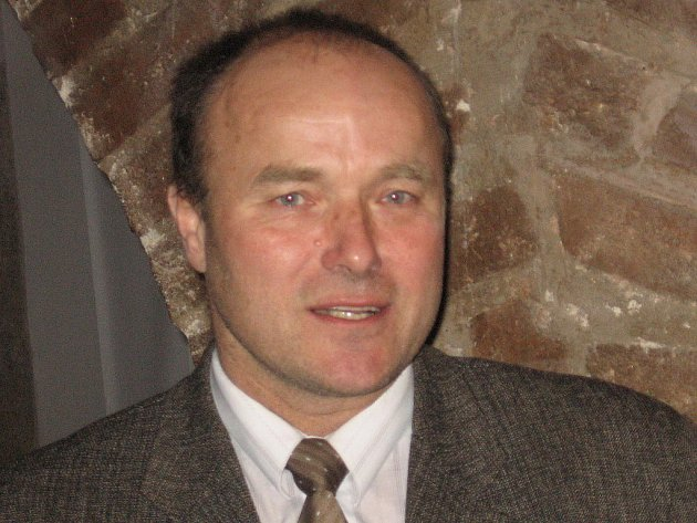 Místostarosta Kutné Hory Václav Vančura.
