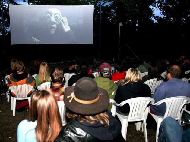 O kina, a nejen ty letní, je zájem i na vesnicích.