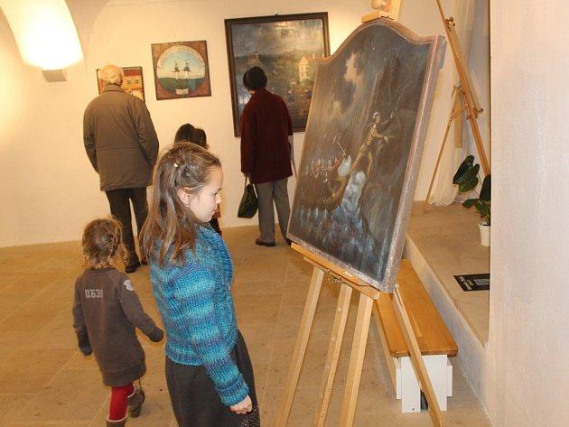 Antonín Mužík zahájil výstavu