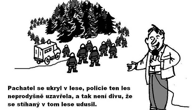 Obrazem Kreslene Pohledy Na Deni Kolem Nas Kutnohorsky Denik