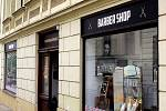 Gino`s Barber Shop v Kutné Hoře.