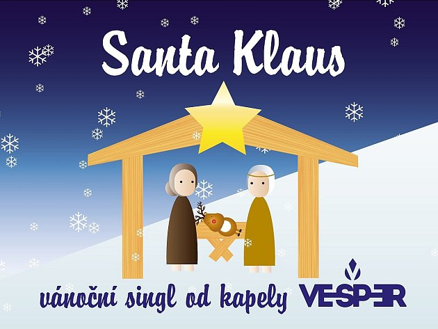 Santa Klaus. První vánoční protestsong kapely Vesper.