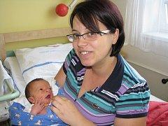 Adam Jansa se narodil 26. srpna 2013 v Kolíně. Měřil 51 centimetrů a vážil 3030 gramů. Domů do Uhlířských Janovic odjel s maminkou Veronikou a tatínkem Miroslavem.