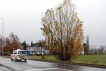 Lokalita Hrnčířské ulice na Karlově.