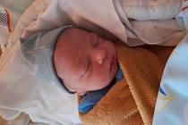 Matyáš Funda se narodil 18. září 2021 v 0.23 hodin v čáslavské porodnici. Vážil 3220 gramů a měřil 49 centimetrů. Domů do Kolína si ho odvezli maminka Renáta a tatínek Tomáš.