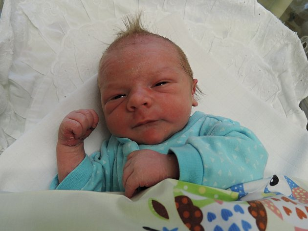 Tobiáš Jeřábek se narodil v Čáslavi 18. července jako prvorozený syn mamince Monice a tatínkovi Janovi z Kolína. Po porodu vážil 3160 gramů a měřil 50 centimetrů.