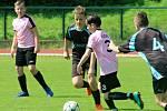 Česká fotbalová liga mladších žáků U13: FK Čáslav - FK Náchod 14:2.