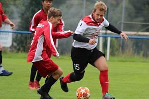 Fotbalová IV. třída, skupina B: SK Zbraslavice B - TJ Jiskra Zruč nad Sázavou B 3:0 (1:0).