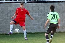 17. kolo krajského přeboru: Kutná Hora - Čáslav B 1:0 (0:0), 18. března 2012.