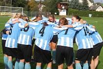 Ženy FK Čáslav - Ilustrační foto.