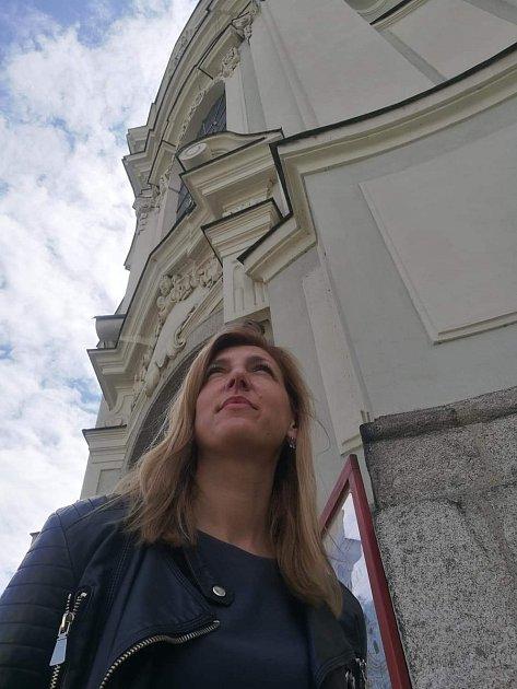 Deník / Hana Kratochvílová