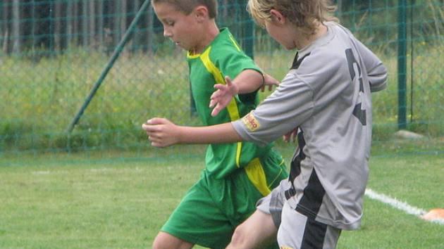 Minižákovský turnaj Goldbeck Cup 2008, Paběnice 12. července 2008