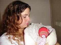 Liliana Lavová se narodila 7. října v Čáslavi. Vážila 2400 gramů a měřila 47 centimetrů. Doma v Koudelově ji přivítali maminka Veronika a tatínek Peter.