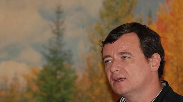 Návštěva Davida Ratha v Kutné Hoře. 3.12. 2009