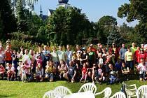 Havířský cykloorienťák a pěší orientační závod pro rodiny s dětmi v Kutné Hoře.