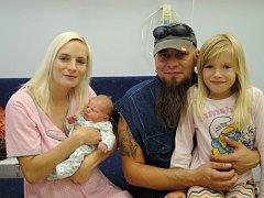 Malín má nového občánka. Je jím Marek Zavoral, který přišel na svět 2. září v Čáslavi. Po narození vážil 3230 gramů a měřil 49 centimetrů. Domů si ho spolu s rodiči Monikou a Patrikem odvezli sourozenci Sára a Páťa.